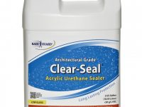 Clear-Seal™ Water Based Urethane Sealer