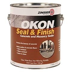 Seal & Finish