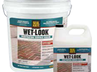 Wet­Look Penetrating Surface Sealer
