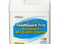 VandlGuardFIVE Anti-Graffiti Coating