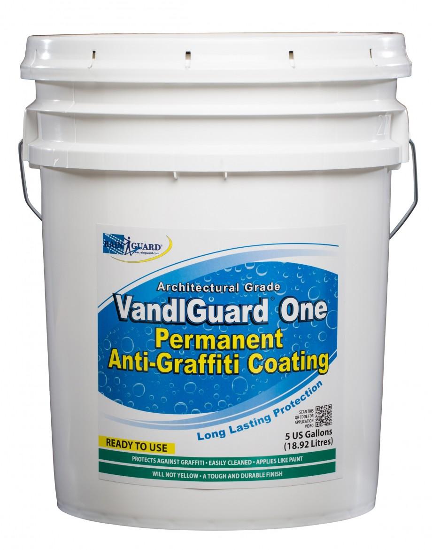 VandlGuardOne Anti-Graffiti Coating