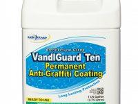 VandlGuardTen Anti-Graffiti Coating